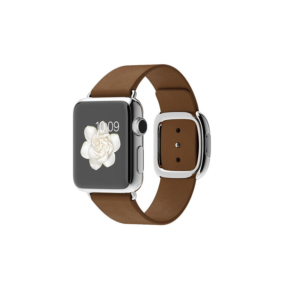 Купить Смарт-часы Apple Watch 38mm Brown Modern Buckle