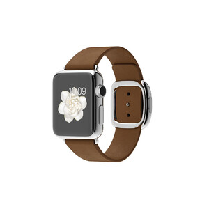 Купить Часы Apple Watch 38mm Brown Modern Buckle