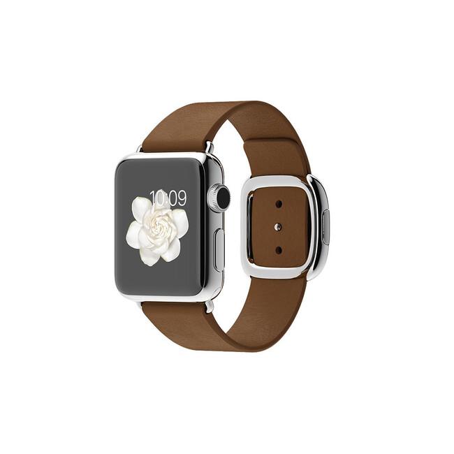 Часы Apple Watch 38mm Brown Modern Buckle