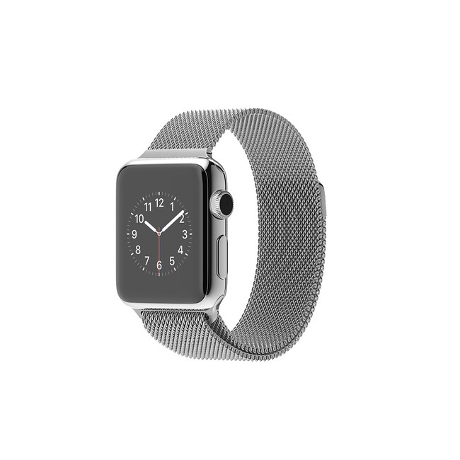 Часы Apple Watch 38mm Milanese Loop