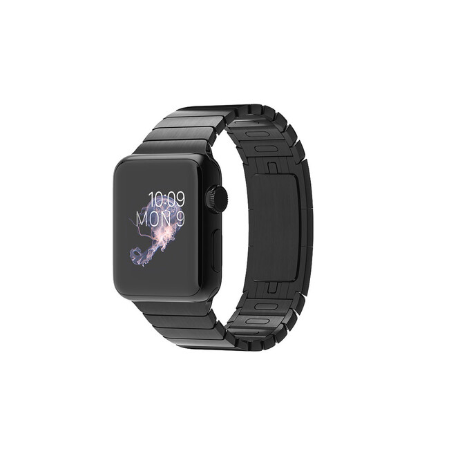 Часы Apple Watch 38mm Space Black Link Bracelet