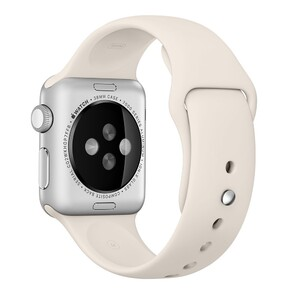 Купить Ремешок Apple 38mm Antique White Sport Band (MLKU2) для Apple Watch