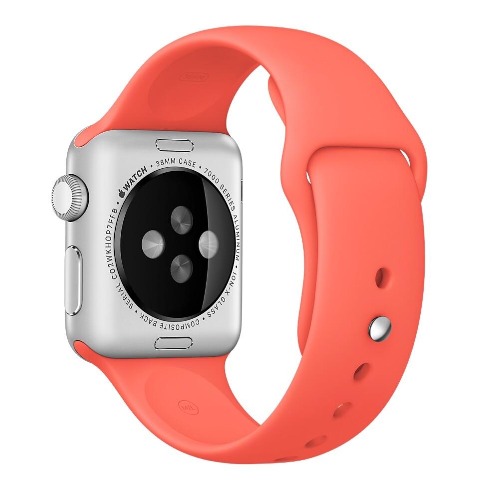 Ремешок Apple 38mm Apricot Sport Band (MM7W2) для Apple Watch Series 1/2