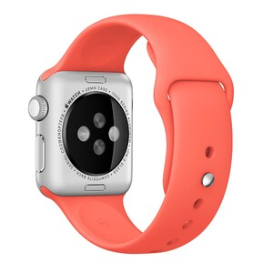 Купить Ремешок Apple 38mm Apricot Sport Band (MM7W2) для Apple Watch Series 1/2