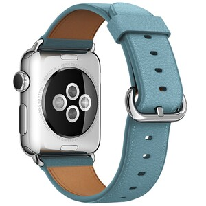 Купить Ремешок Apple 38mm Blue Jay Classic Buckle (MMGN2) для Apple Watch Series 1/2