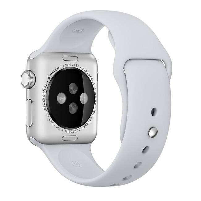 Ремешок Apple 38mm Fog Sport Band (MLJQ2) для Apple Watch