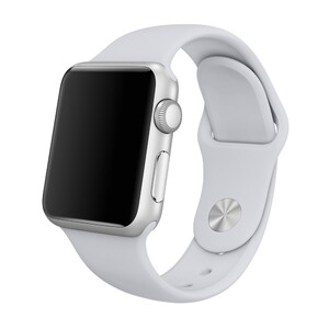 Купить Ремешок Apple 38mm Fog Sport Band (MLJQ2) S/M&M/L для Apple Watch Series 1/2