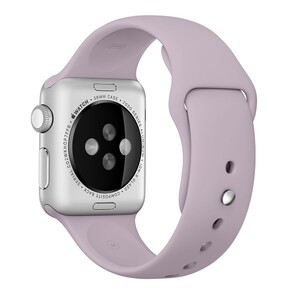 Купить Ремешок Apple 38mm Lavender Sport Band (MLKV2) для Apple Watch