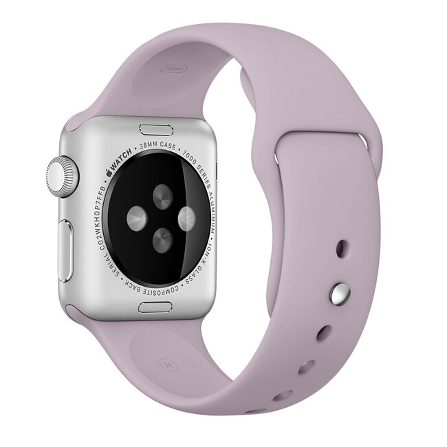 Ремешок Apple 38mm Lavender Sport Band (MLKV2) для Apple Watch