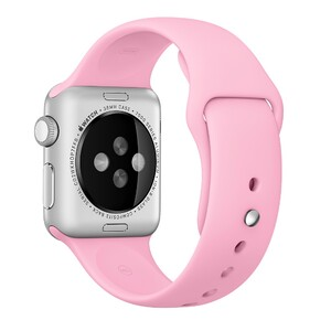 Купить Ремешок Apple 38mm Light Pink Sport Band (MM902) для Apple Watch Series 1/2