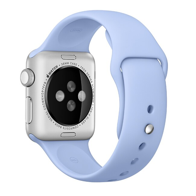 Ремешок Apple 38mm Lilac Sport Band (MM912) для Apple Watch