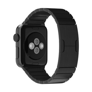 Купить Ремешок Apple 38mm Link Bracelet Space Black (MJ5H2) для Apple Watch Series 1/2/3