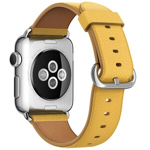 Купить Ремешок Apple 38mm Marigold Classic Buckle (MMH72) для Apple Watch Series 1/2