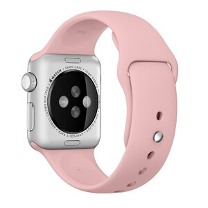 Купить Ремешок Apple 38mm Vintage Rose Sport Band (MLDG2) для Apple Watch