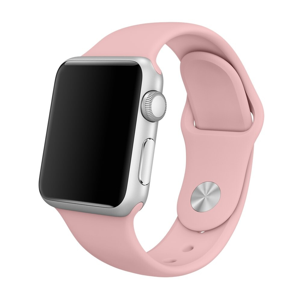 Ремешок Apple 38mm Vintage Rose Sport Band (MLDG2) S/M&M/L для Apple Watch Series 1/2/3