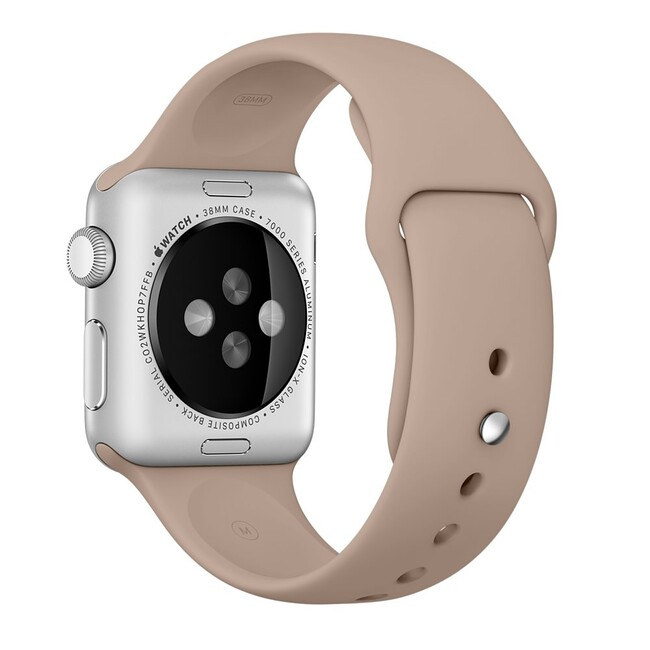 Ремешок Apple 38mm Walnut Sport Band (MLDD2) для Apple Watch