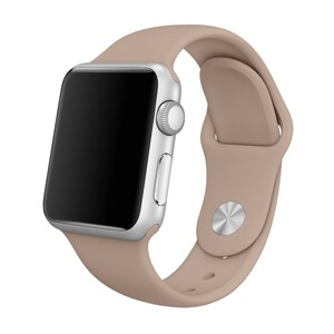 Купить Ремешок Apple 38mm Walnut Sport Band (MLDD2) S/M&M/L для Apple Watch Series 1/2