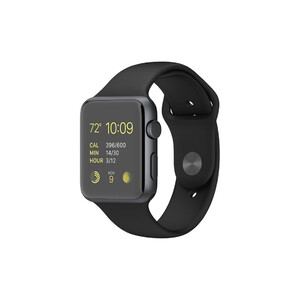 Купить Смарт-часы Apple Watch Sport 42mm Space Gray Refurbished