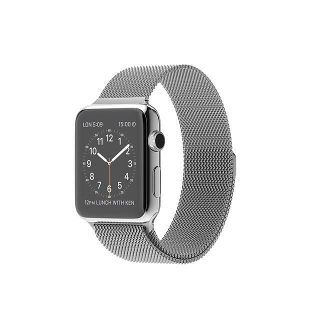 Часы Apple Watch 42mm Milanese Loop