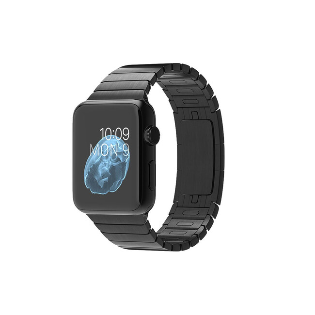 Часы Apple Watch 42mm Space Black Link Bracelet