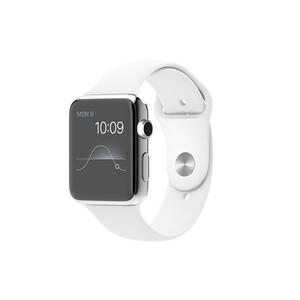 Купить Смарт-часы Apple Watch 42mm White Sport Band