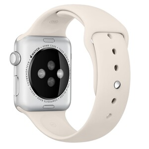 Купить Ремешок Apple 42mm Antique White Sport Band (MLL12) для Apple Watch Series 1/2