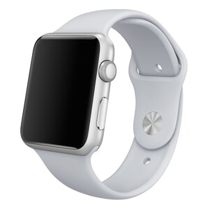 Купить Ремешок Apple 42mm Fog Sport Band (MLJU2) S/M&M/L для Apple Watch Series 1/2