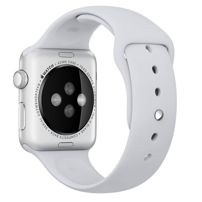 Ремешок Apple 42mm Fog Sport Band (MLJU2) для Apple Watch