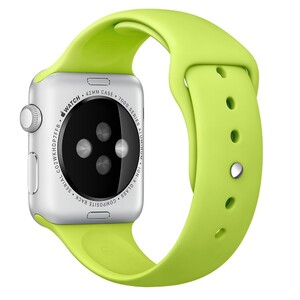 Купить Ремешок Apple 42mm Green Sport Band (MJ4U2) для Apple Watch