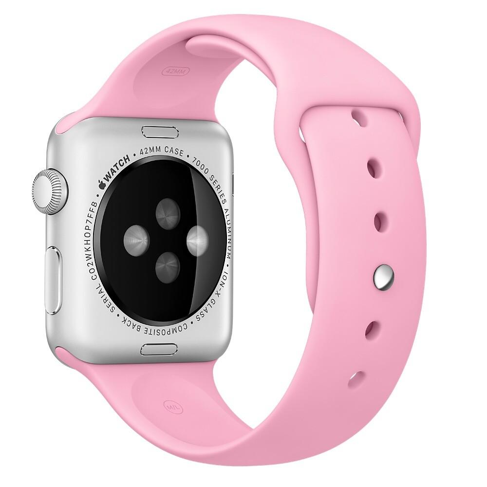 Ремешок Apple 42mm Light Pink Sport Band (MM9C2) для Apple Watch Series 1/2