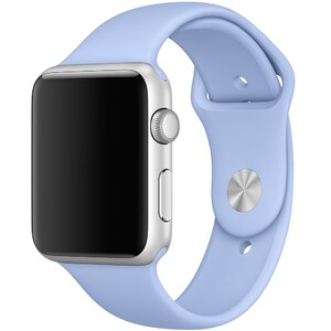 Купить Ремешок Apple 42mm Lilac Sport Band (MM9D2) S/M&M/L для Apple Watch Series 1/2