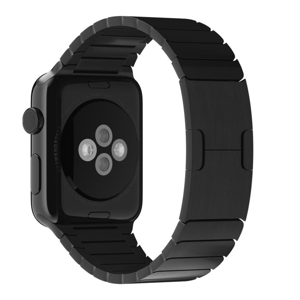 Ремешок Apple 42mm Link Bracelet Space Black (MJ5K2) для Apple Watch Series 1/2/3
