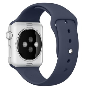 Купить Ремешок Apple 42mm Midnight Blue Sport Band (MLL02) для Apple Watch