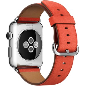Купить Ремешок Apple 42mm Red Classic Buckle (MMAN2) для Apple Watch