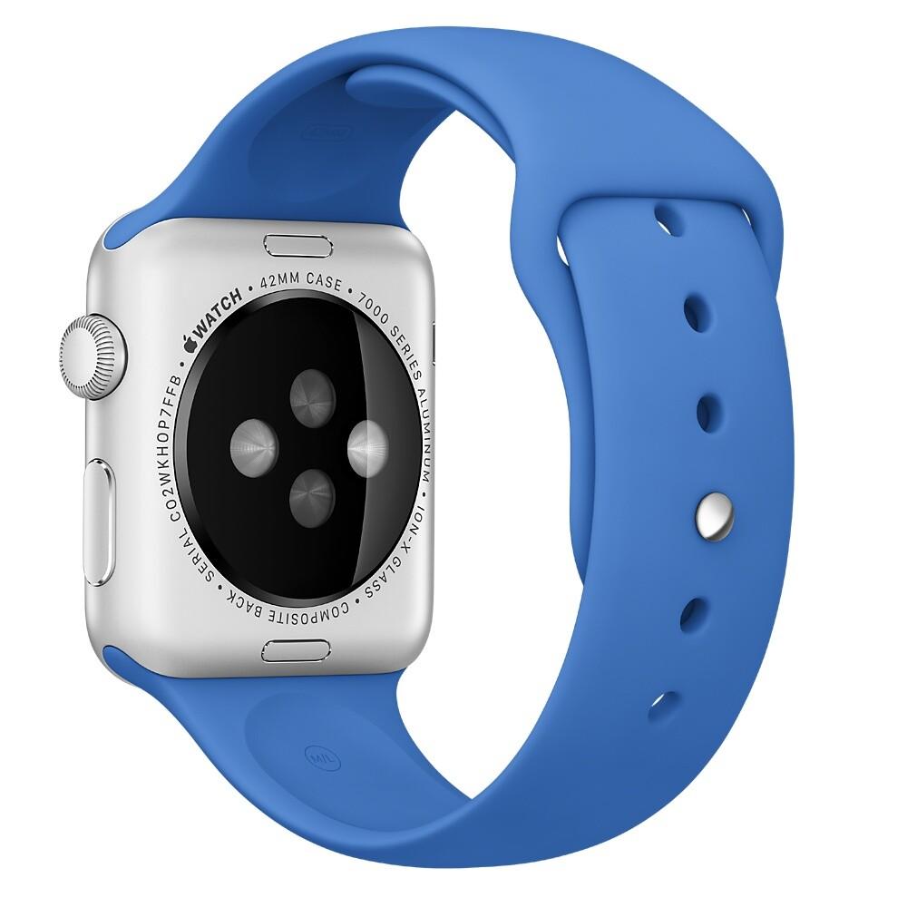 Ремешок Apple 42mm Royal Blue Sport Band (MM972) для Apple Watch Series 1/2