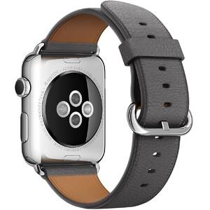 Купить Ремешок Apple 42mm Storm Gray Classic Buckle (MMGW2) для Apple Watch