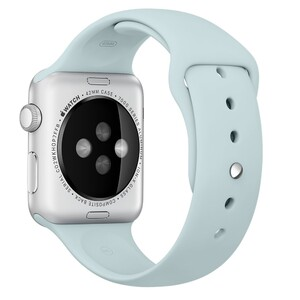 Купить Ремешок Apple 42mm Turquoise Sport Band (MLDT2) для Apple Watch