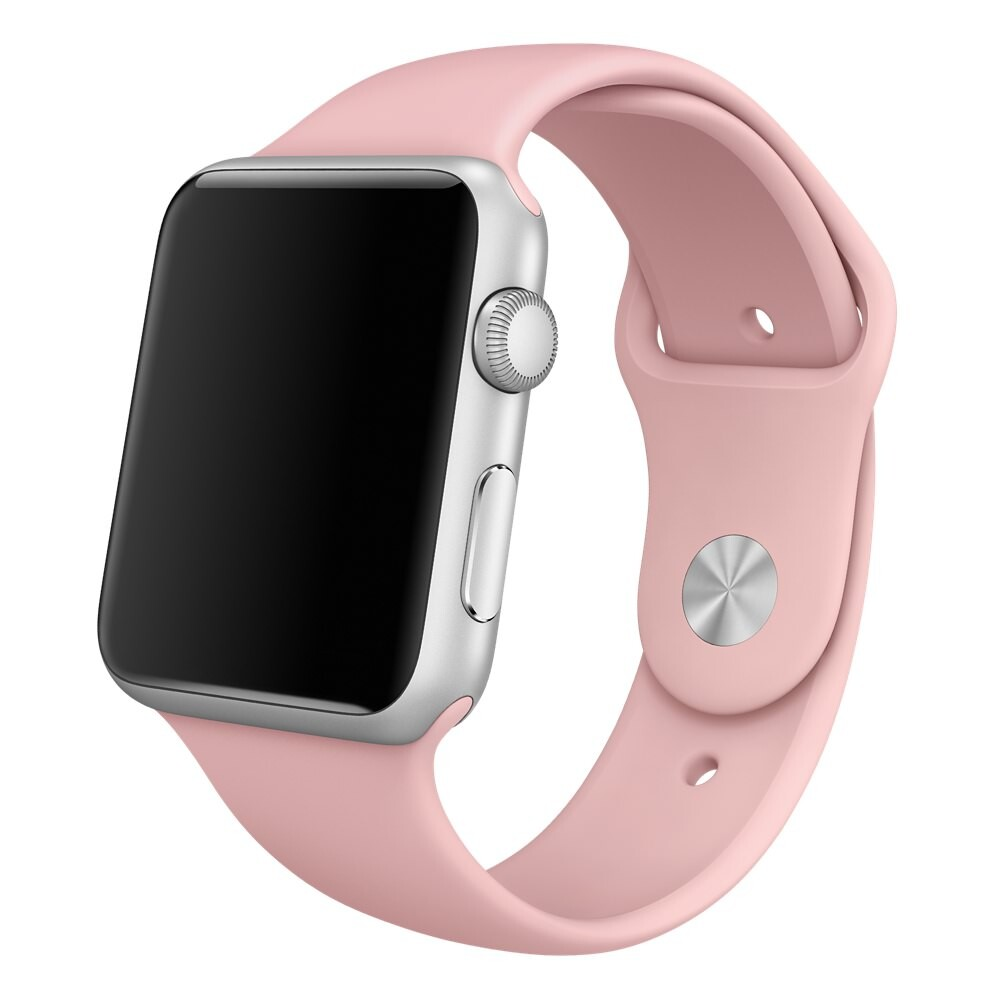 Ремешок Apple 42mm Vintage Rose Sport Band (MLDR2) S/M&M/L для Apple Watch Series 1/2