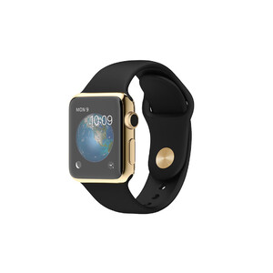 Купить Смарт-часы Apple Watch Edition 38mm 18-Karat Yellow Gold