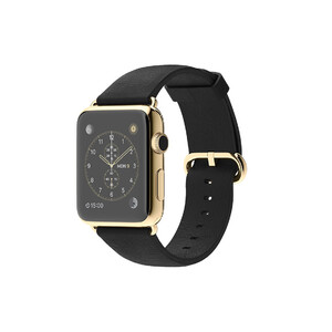 Купить Часы Apple Watch Edition 42mm 18-Karat Yellow Gold Black Classic Buckle