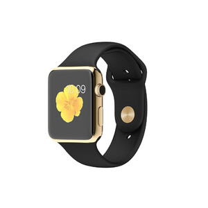 Купить Смарт-часы Apple Watch Edition 42mm 18-Karat Yellow Gold