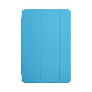 Купить Чехол Apple Smart Cover Blue (MKM12) для iPad mini 4
