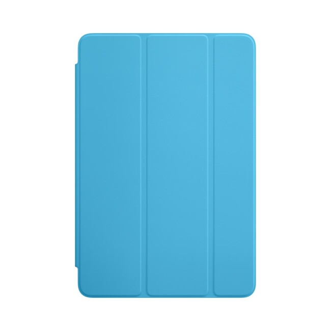 Чехол Apple Smart Cover Blue (MKM12) для iPad mini 4