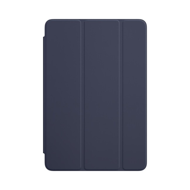 Чехол Apple Smart Cover Midnight Blue (MKLX2) для iPad mini 4