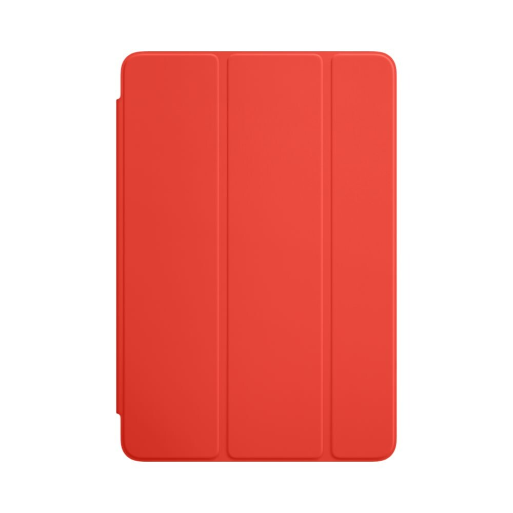Чехол Apple Smart Cover Orange (MKM22) для iPad mini 4