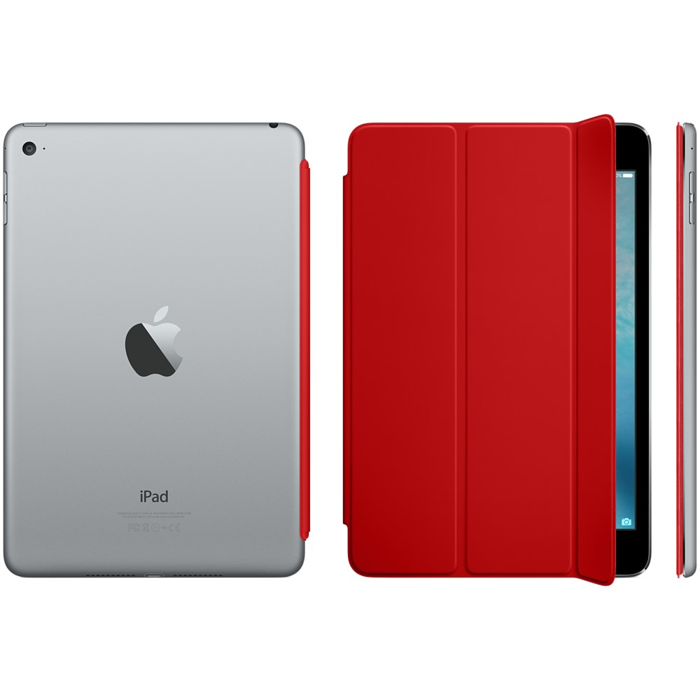 Чехол Apple iPad Mini 4 With Love. Moscow кожаный Black 10240