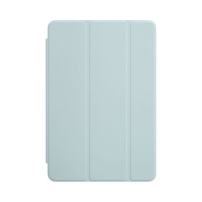 Чехол Apple Smart Cover Turquoise (MKM52) для iPad mini 4