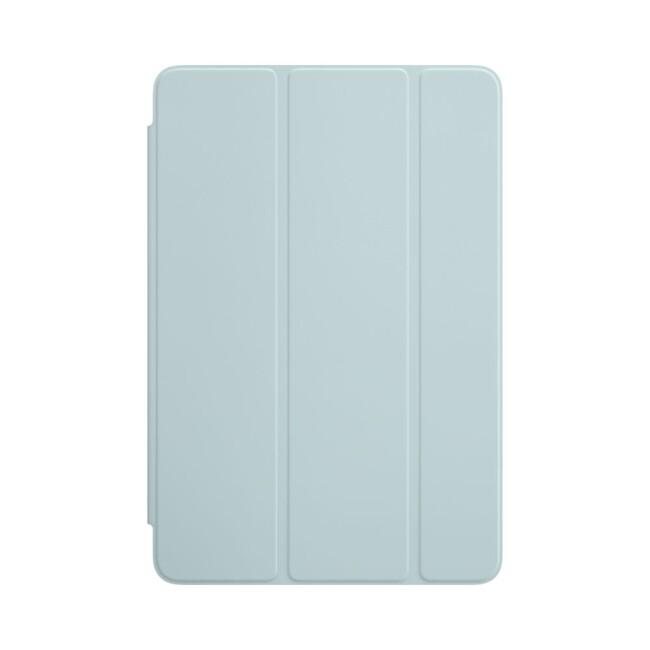Чехол Apple Smart Cover Turquoise (MKM52) для iPad mini 4