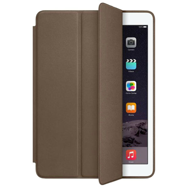 Чехол Apple Smart Case OEM Brown для iPad Pro 9.7""