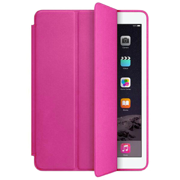 Чехол Apple Smart Case Rose Red для iPad Pro 9.7""